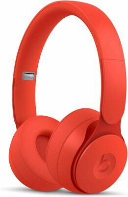 Apple Beats by Dr. Dre Solo Pro kabellos wireless Pharrell More Matte red rot