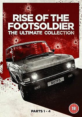 Rise of the Footsolider - The Ultimate Collection Parts 1-4 [DVD]