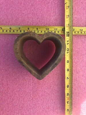"""Clicker Press Die Forged for Paper Leather Foam etc """"Heart S"""""""