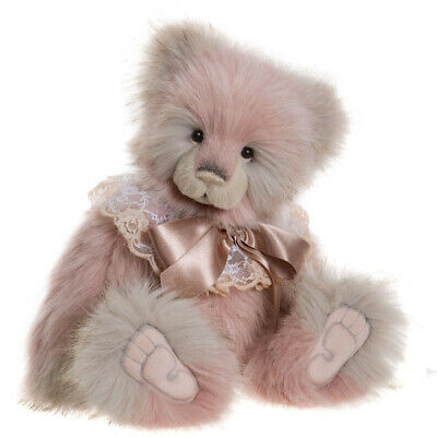 Aunty B, a 20 inch Bear from the 2019 Charlie Bears Collection