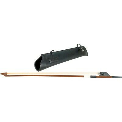Carol Finished Leather Bass Bow Quiver BBQ18323 TAN 19 Long.