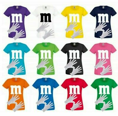 M/&Ms Damen T-Shirt