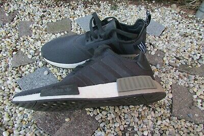 ADIDAS ORIGINALS NMD_R1 Sneaker low core blackCarbon Gr
