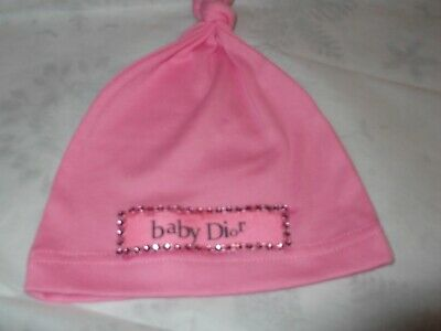 Baby Girs Romany Bling Cotton Pixie/Hospitall/Knotted Hats Newborn