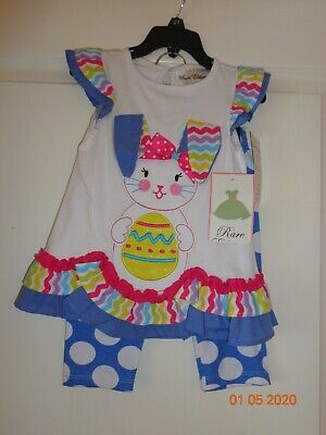 NWT Rare Editions Holiday Dress Toddler Girl 3T
