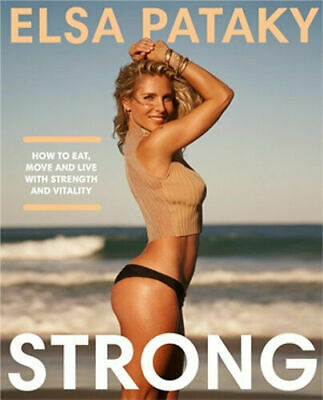 STRONG By Elsa Pataky BRAND NEW on hand IN AUSTRALIA!