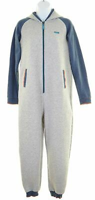 TED BAKER Boys Jumpsuit 13-14 Years Grey Cotton  KL11