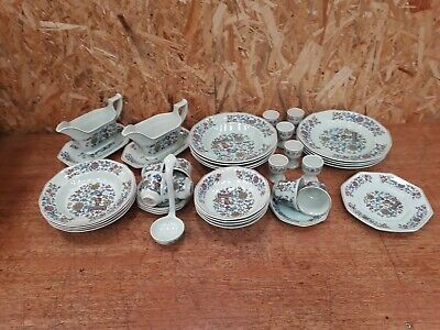 Adams Ming Jade Calyx Ware Complete your Set Plates Boats Saucers Bowls Cups.