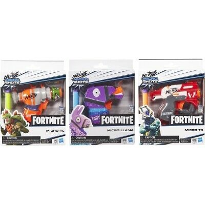 Nerf Fortnite Foam Blasters Chose your style!! ALL IN STOCK NOW!!