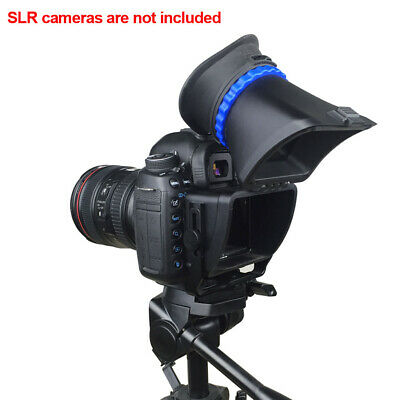 Xit XTLCDMV Professional LCD Viewfinder with 2X Magnification Black