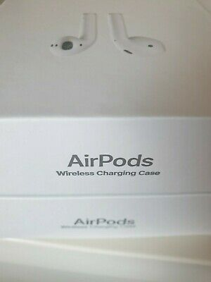 AirPods Gen 2 Wireless Charging Super Clone Amazingly Similar To Apple Boxed New