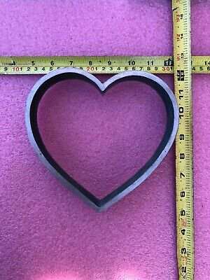 """Clicker Press Die Forged for Paper Leather Foam etc """"Heart 4"""""""