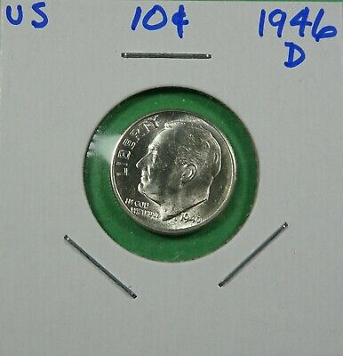 Free Shipping 1947-S Silver Roosevelt Dime Choice//Gem Uncirculated