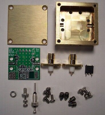 """Designer Kit for VCO with 0.5""""x0.5"""" Standard Package"""