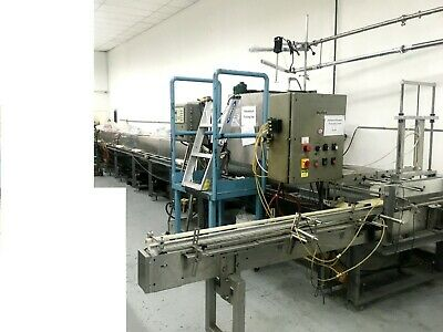 ELF (epakmachinery) Molten Product Filler (filling Machine) & Cooling Conveyor