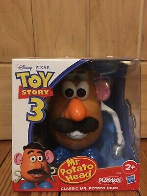 Toy Story 3 Mr Potato Head, Original Disney Pixar Rare Sealed - Hasbro Playskool