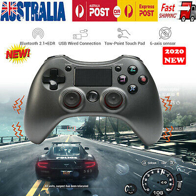 For Sony PS4 Wireless Bluetooth DualShock PlayStation 4 Controller Gamepad AU