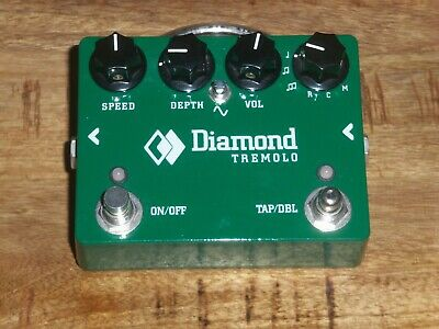 Diamond TRM-1 Tremolo Guitar Effect Pedal