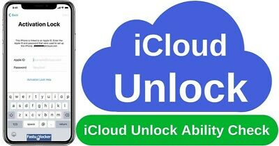 iCloud Unlock removal Service for all models, including X, Xs limited time