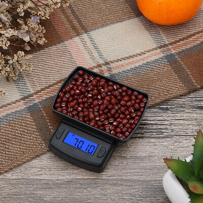 Portable Mini Digital Scale Jewelry Pocket Balance Weight Gram LCD