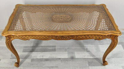 Antique French  Louis XVI style Coffee Table