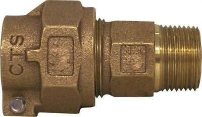 Legend T-4300NL Series 313-205NL Compression Coupler, 1 in, 3-5/8 in L
