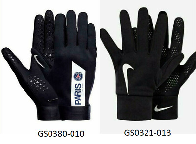 Nike Academy Hyperwarm Field Player Gloves Black Football Training Football