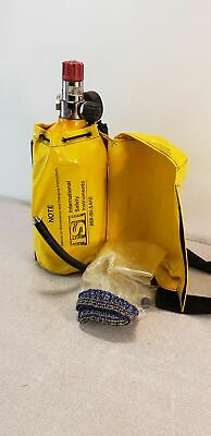 Avon-ISI EEBA Emergency Escape Breathing Apparatus 5 Minute Tank