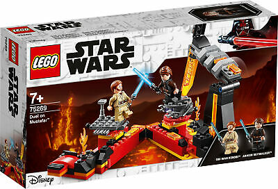 75269 LEGO Star Wars Duel on Mustafar 208 Pieces Age 7 Years+