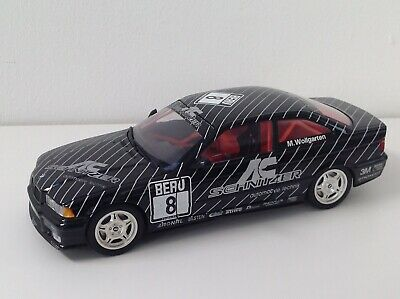 1/18 BMW M3 E36 Coupé UT-Models AC Schnitzer WOLLGARTEN BMW 3er series Black