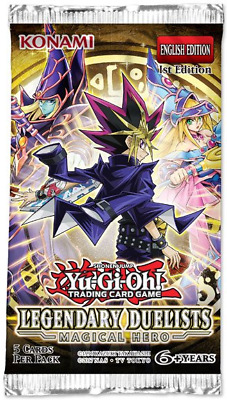 Yu-Gi-Oh! Legendary Duelist: Magical Hero CHOOSE YOUR CARDS