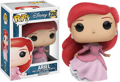 The Little Mermaid - Ariel - Funko Pop! Disney (2016, Toy NUEVO)