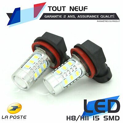 110W 30000LM H8/H9/H11 LED Ampoule Voiture Feux Lampe DRL Kit Phare Blanc 6000K