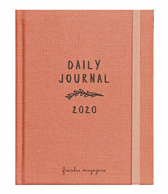 Frankie Diary 2020 - Cloth Bound w/ Gift Tags, Cards & More - Free Shipping