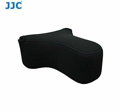 JJC Camera Pouch Case Bag for Sony A6500 A6400 A6300 A6000 A5100+55-210mm Lens