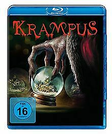 Krampus [Blu-ray] by Dougherty, Michael | DVD | condition very good