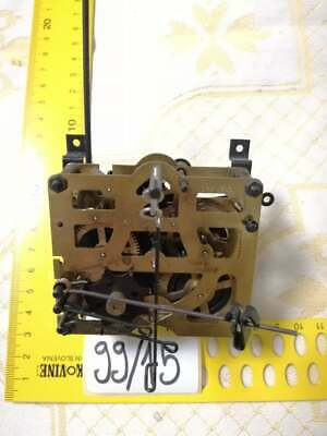 Clock Movement Clock parts Clock Mechanism ANTIQUE