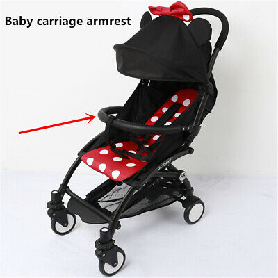 Universal Baby Trolley Bumper Bar Stroller Armrest Accessories For Baby Trolley