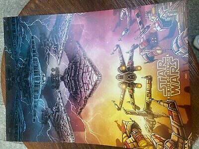"""Star Wars The Rise Of Skywalker Imax Amc Movie Poster 9.5""""X13"""" Week 2  Rare"""