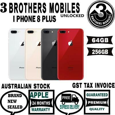 [Au Stock] Apple Iphone 8 Plus 64Gb Space Grey Unlock+Gst Tax Invoice