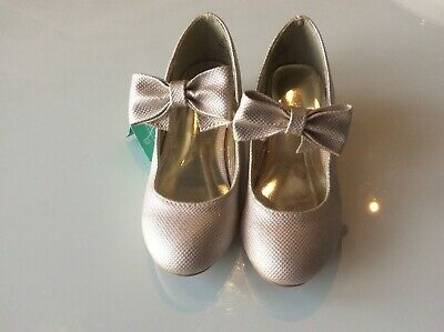 Monsoon Girls' Sparkly Shoes size 8 Kids (EUR 25) BNWT RRP £24