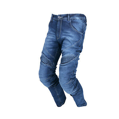 Mens Motorcycle Jeans Motorbike Pants Trousers /& Gloves Free CE Armour