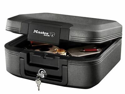 Medium Key Locking Fire & Water Chest MLKLCHW20101