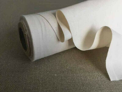 Thick Quality 100% Natural Cream Calico Fabric - Multi Use - 162 Wide Craft