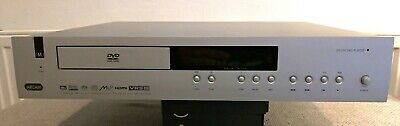 Arcam FMJ DV 139 DVD SACD CD Player Multi Region