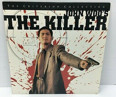 The Killer #284 (1989) [CC1436L] Laserdisc Not A DVD
