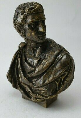 Ancient  Bronze-in original style  Amulet  Figure  Roman