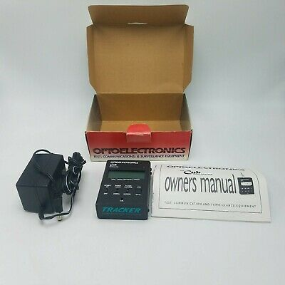 OPTOELECTRONICS ~ CUB Minicounter 1MHz - 2.8GHz Frequency Finder - Original Box