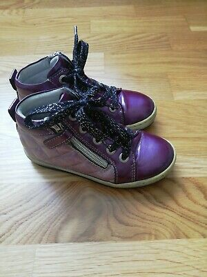 Bellamy Girls  Leather Shoes, Size 26