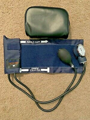 MABIS Latex-Free Sphygmomanometer (Blood Pressure Meter)